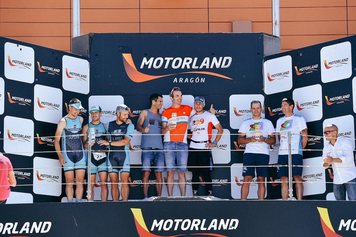 Podio Half Motorland 2019