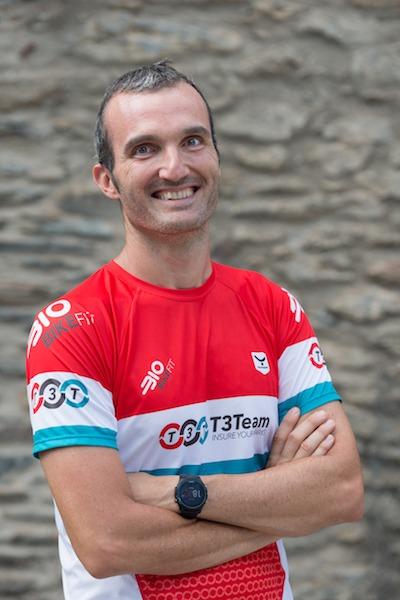 Oriol Palau entrenador biomecànic
