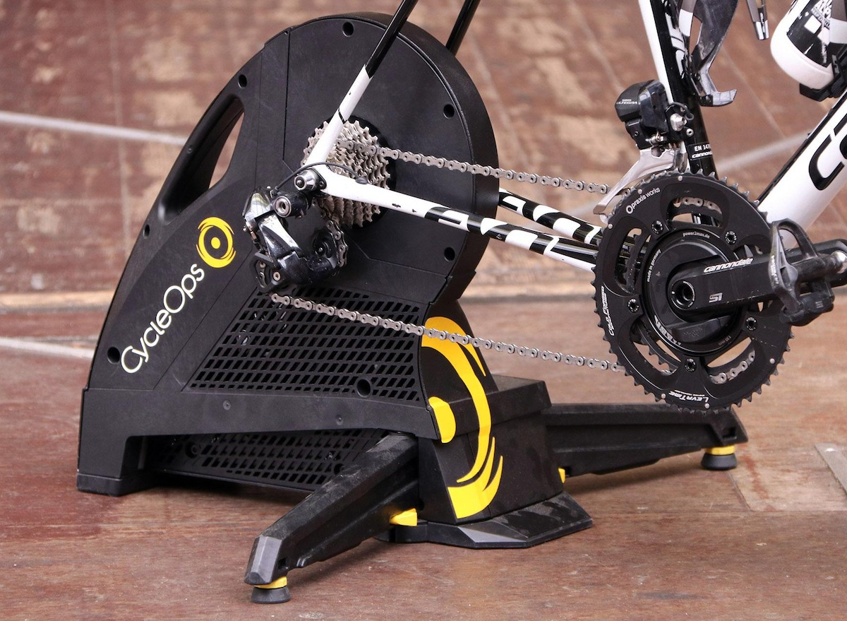 cyclops hammer direct drive smart trainer